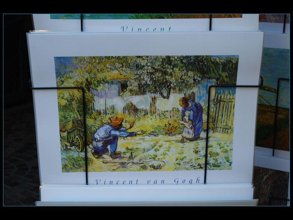 les cartes postales sont de petits miroirs dœuvres de Vincent van Gogh