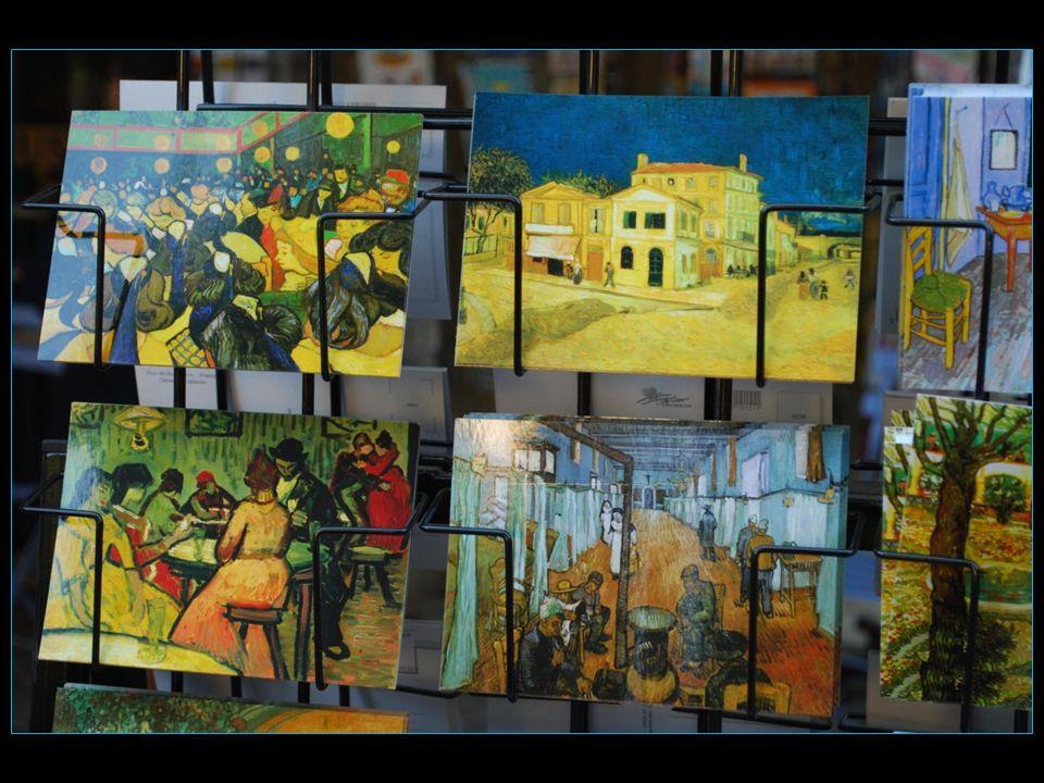 La lumière particulière de la Provence a attiré Van Gogh à Arles en février 1888
