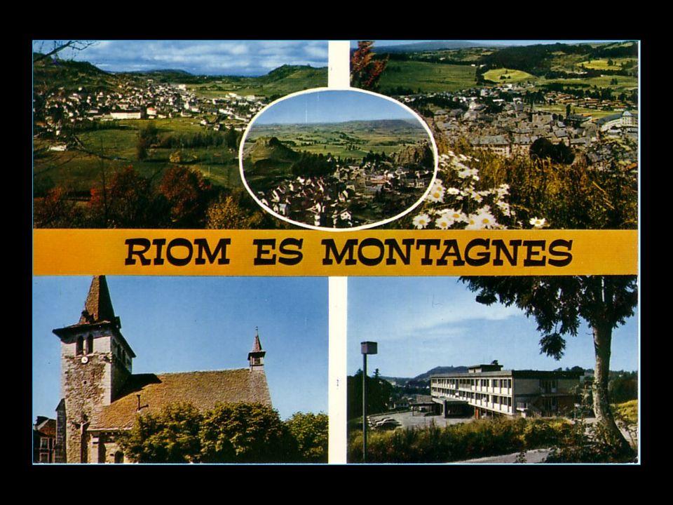 Petit historique : 1960 le groupe Martini, via St-Raphaël SA, rachète Auvergne Gentiane
