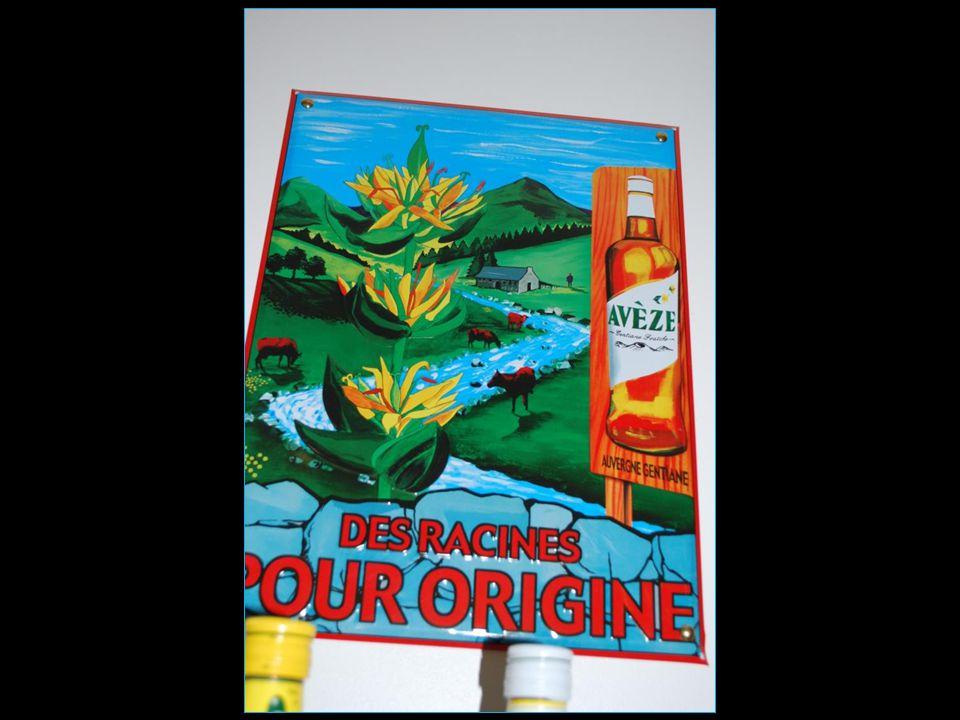 2004 lapéritif Avèze est lun des premiers produits régionaux à recevoir la marque. Alors bravo lAuvergne