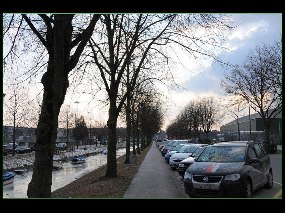 Verdon Les Bains Fin daprès-midi à Yverdon-Les-Bains