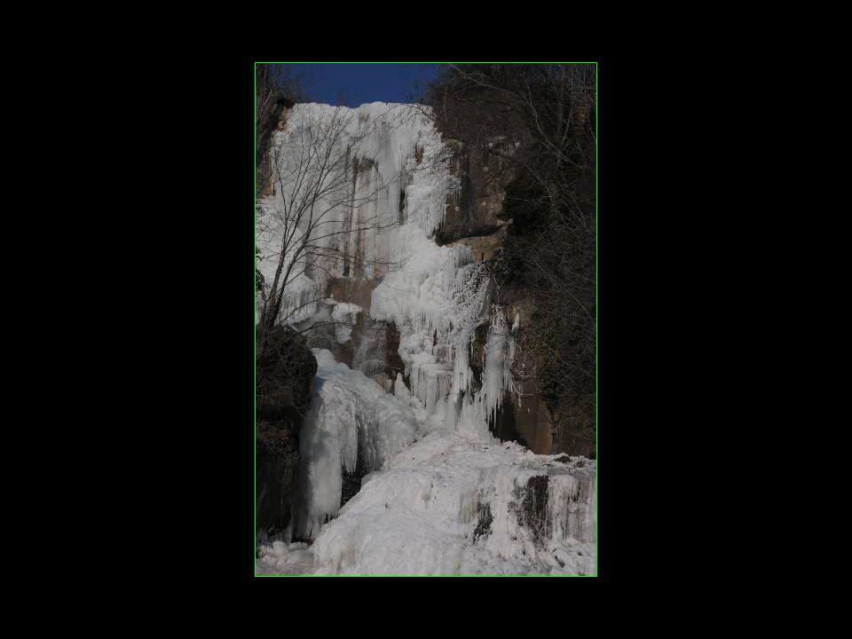 La Broye navait plus gelé de cette façon depuis 1985