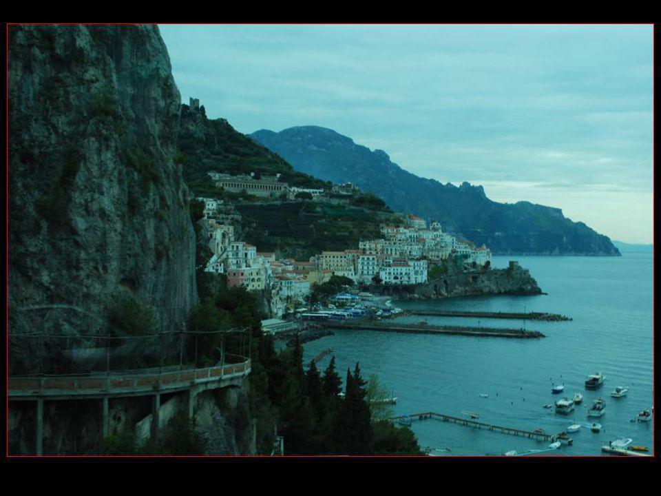 Amalfi voir diaporama suivant consacré entièrement à Amalfi
