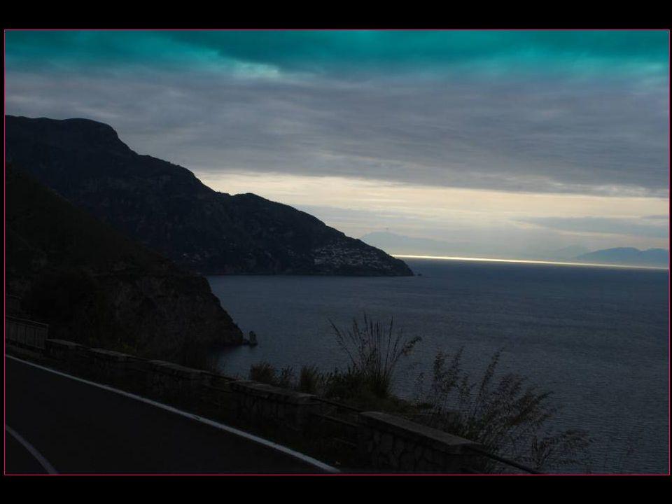 Positano était le lieu de vacances préféré du couple Elisabeth Taylor et Richard Burton