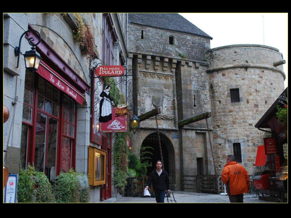 La Porte du Roy avec pont-levis