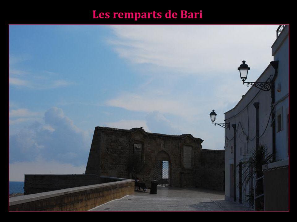 Blason de Bari