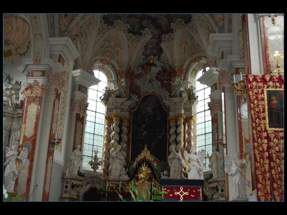 Eglise baroque de la Madonna