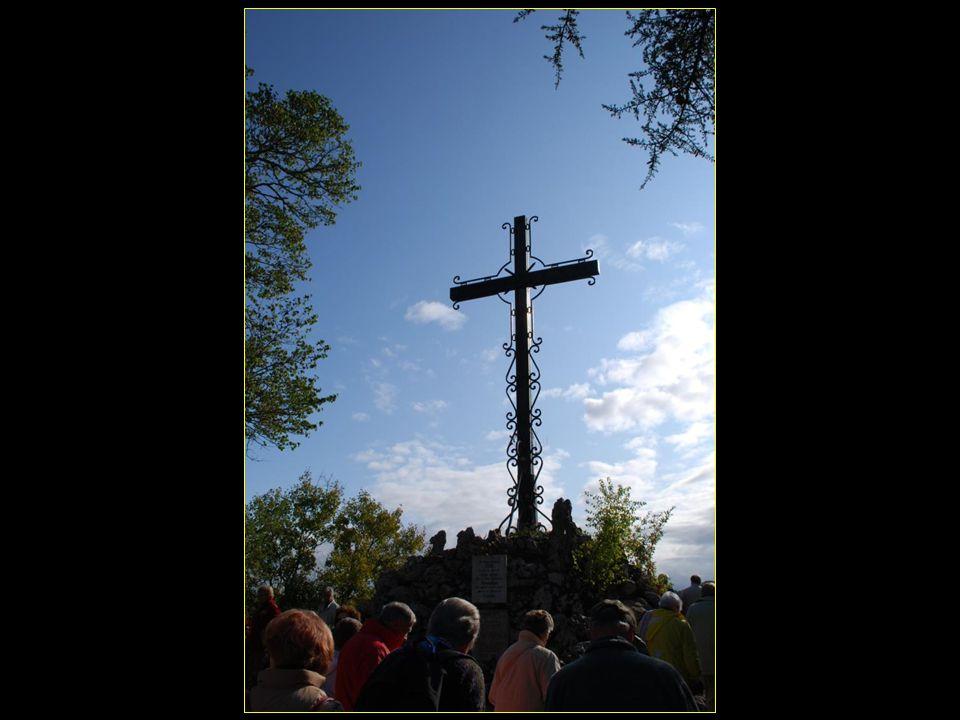 La croix de Jérusalem