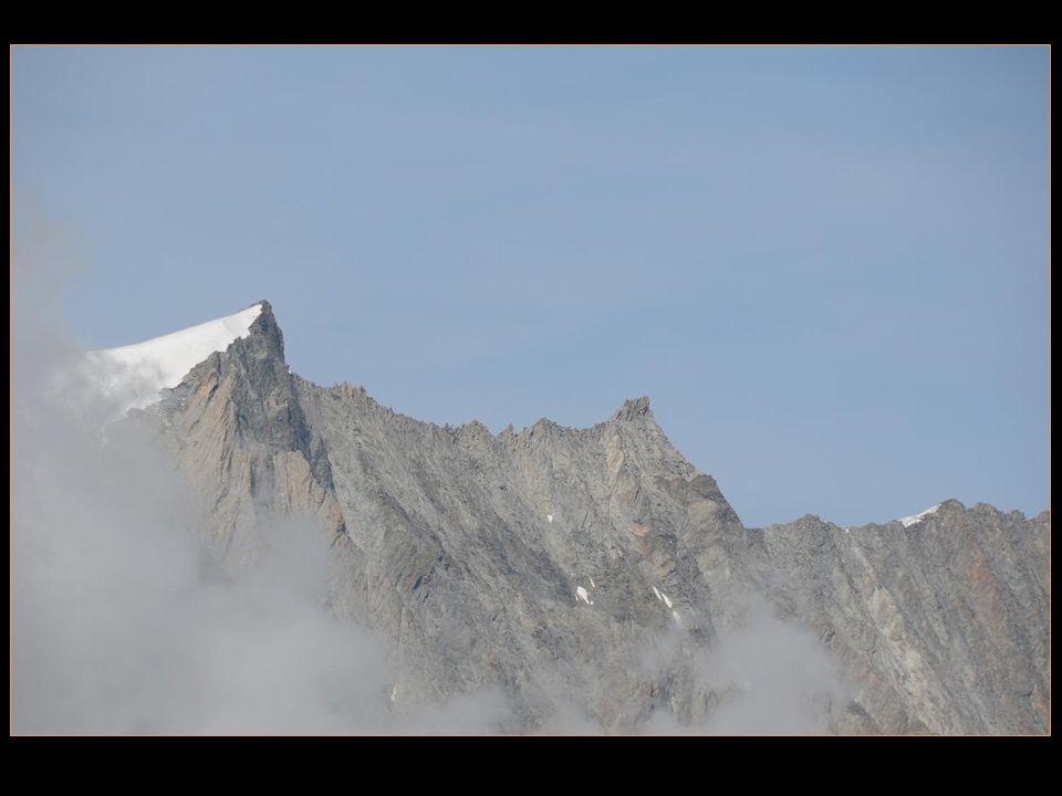 mais en montagne les bancs de brouillard passent rapidement