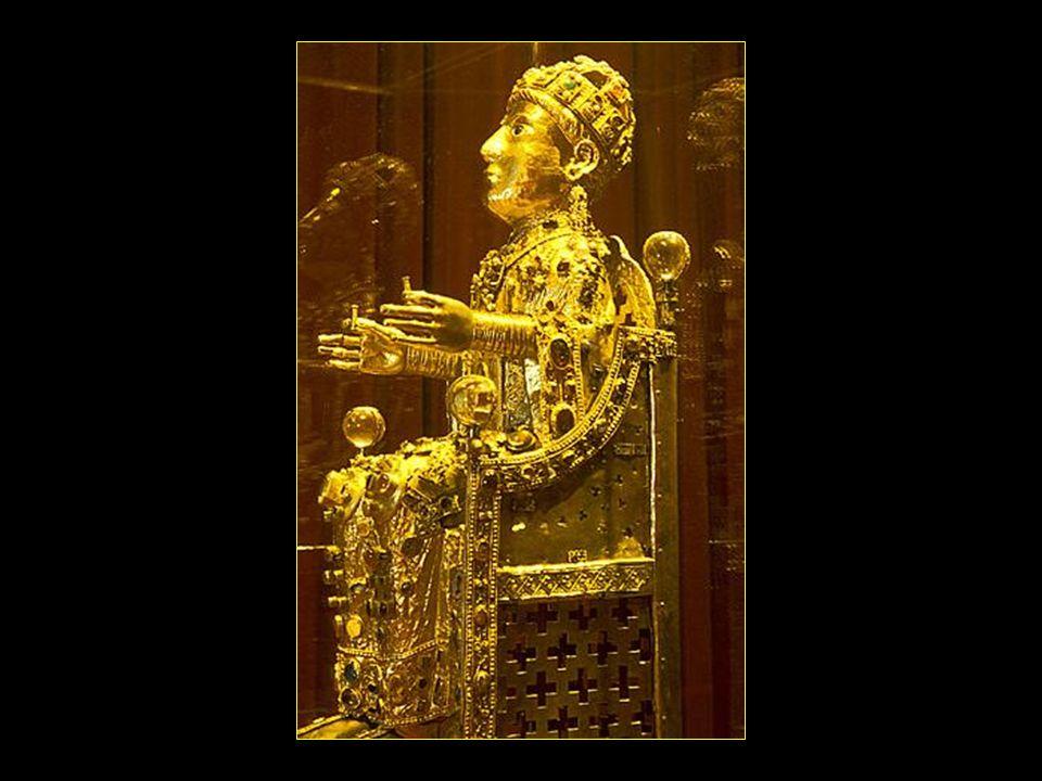 Le trésor de Sainte Foy dAgen dès lan 866 le trésor de Sainte Foy dAgen dès lan 866