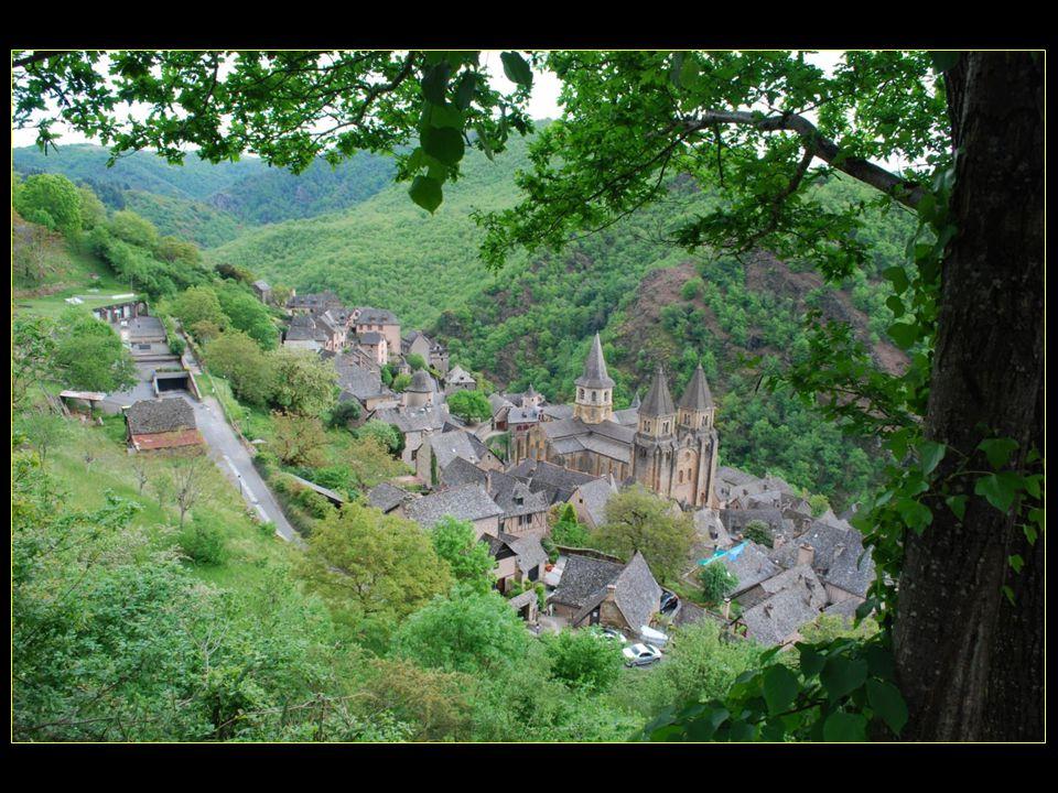 village classé comme lun des plus beau de France