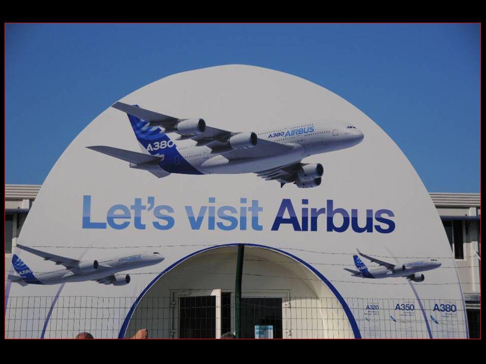 Les usines Airbus