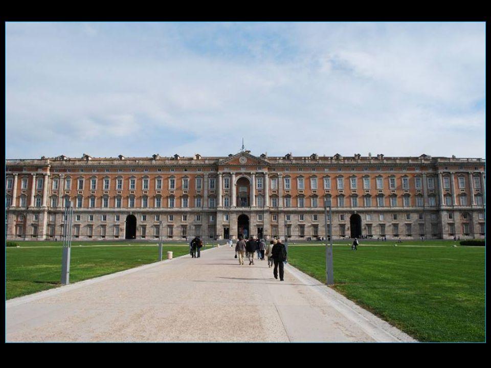Palais de Caserta