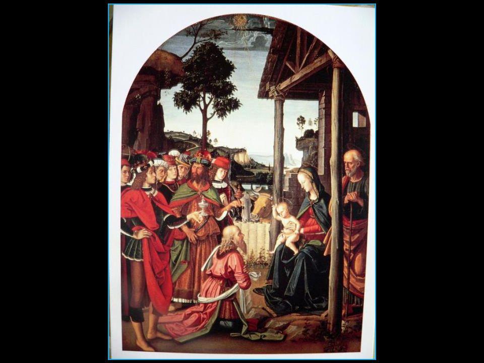 Ladoration des mages 1473 à la galerie nationale de lOmbrie