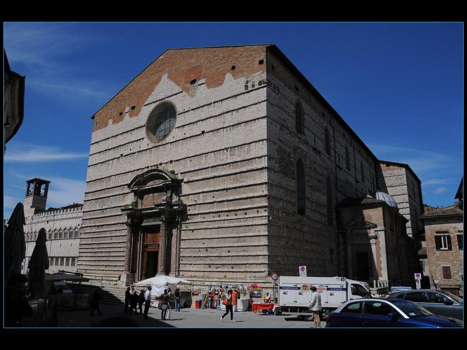 La cathédrale Le Duomo di San Lorenzo