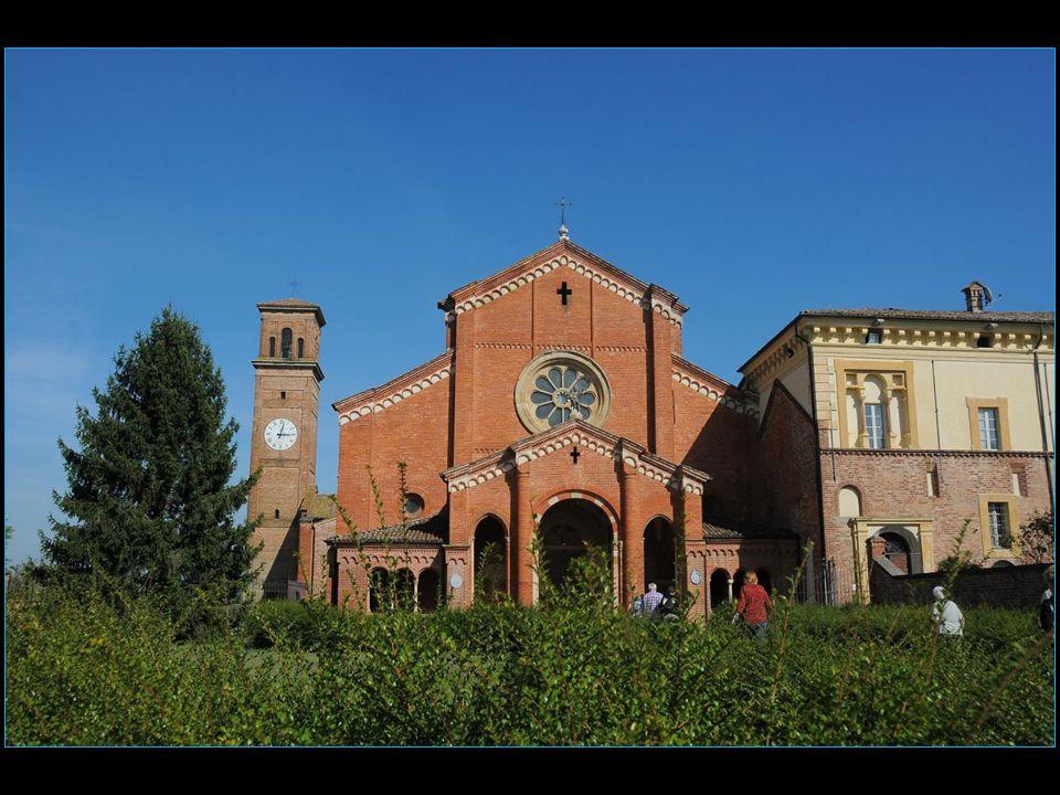 Abbaye di Chiaravalle della Colomba