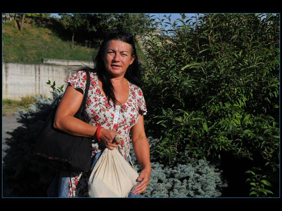 et Cristina notre sympathique guide locale