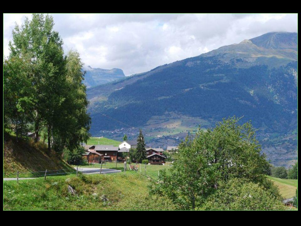 Blason du village Oberems