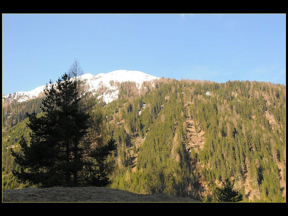 Les voyages BUCHARD en AUTRICHE à IMST Printemps 2013 Tyrol du Sud Col de Resia défilement automatique
