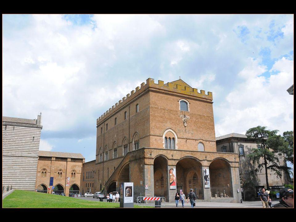 Orvieto connu une période de splendeur autour du XIV me siècle