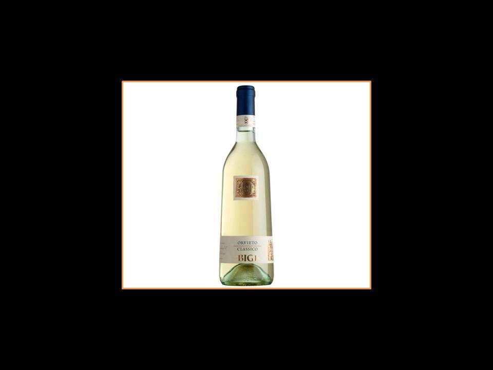 Le vin dOrvieto DOC est lun des vins blancs italiens les plus connus à travers le monde