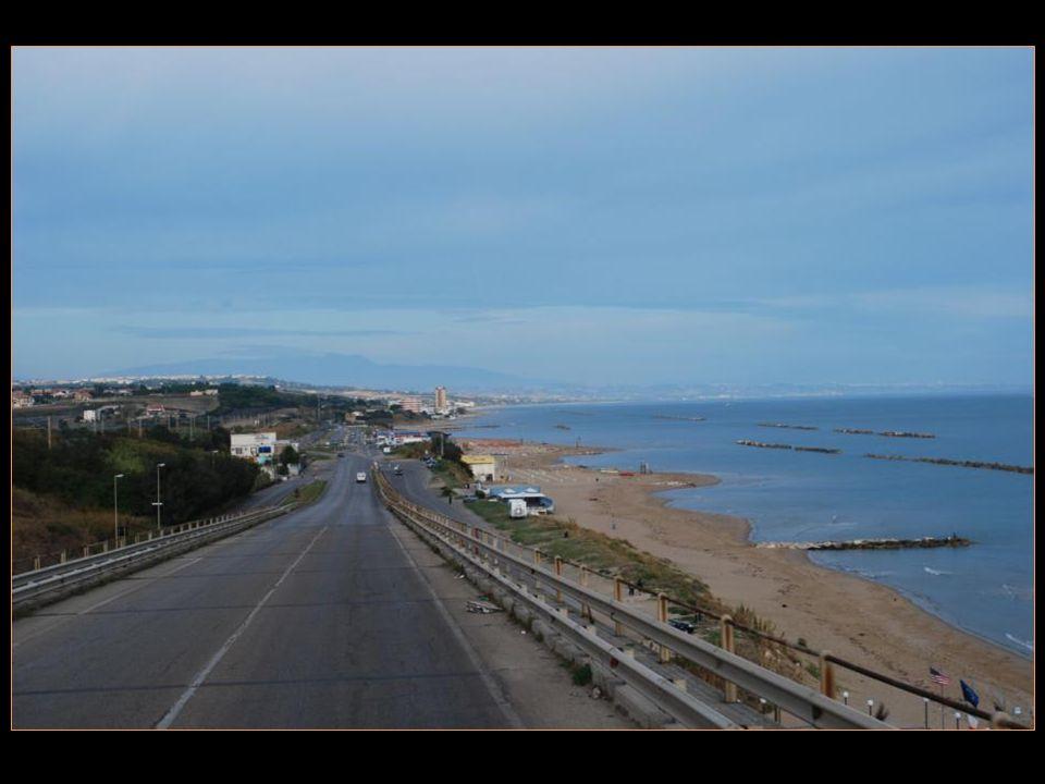 Les voyages BUCHARD dans Les Pouilles Automne 2010 Côte Adriatique Igea Marina défilement automatique