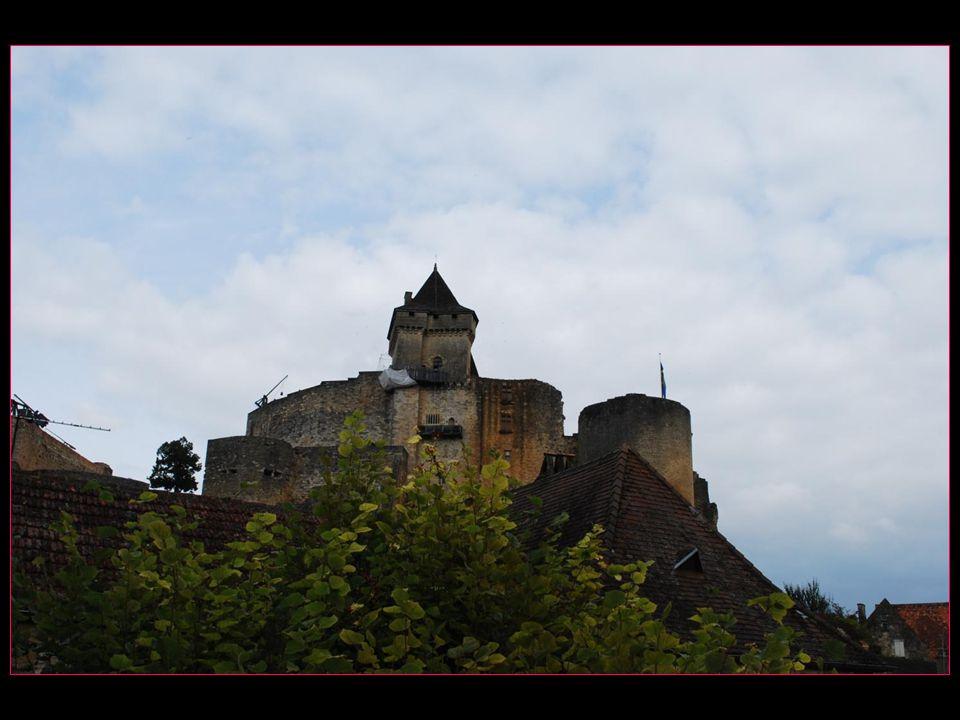 classé monument historique en 1966 Le château de Castelnaud