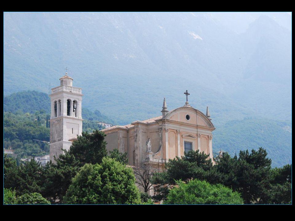 Eglise San Stefano du XVIII me siècle, dont lorigine remonte à lépoque carolingienne