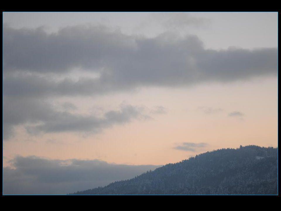 A Granges district de la Veveyse Canton de Fribourg au revers du Mont Pélerin
