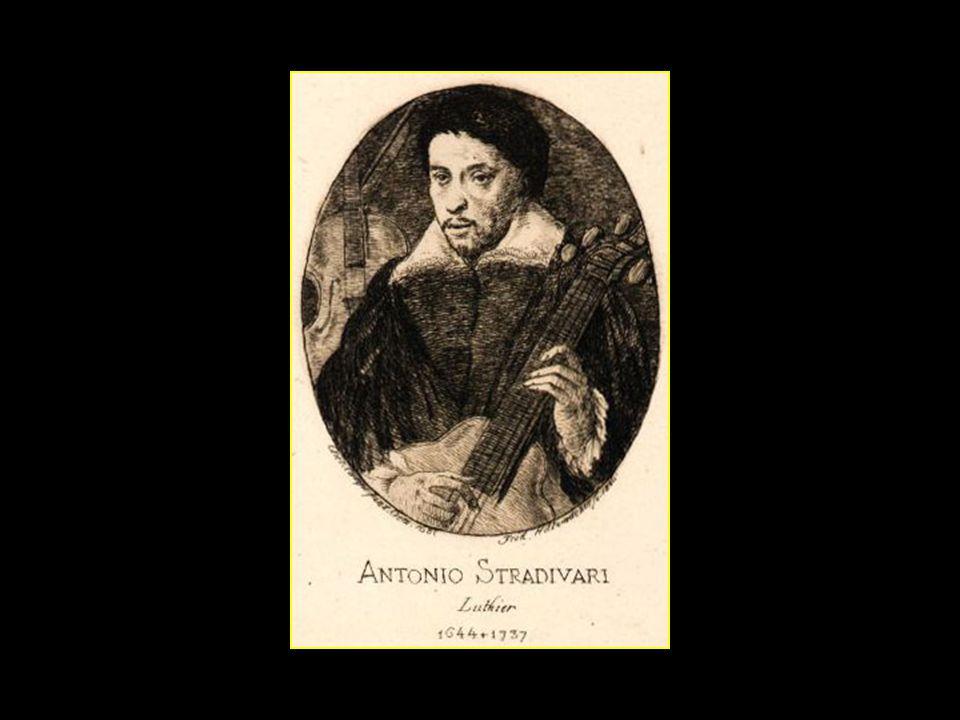 Antonio Giacomo Stradivari dit Stradivarius né en 1644 à Crémone et décédé le 18 décembre 1737 dans sa ville natale à lâge de 93 ans