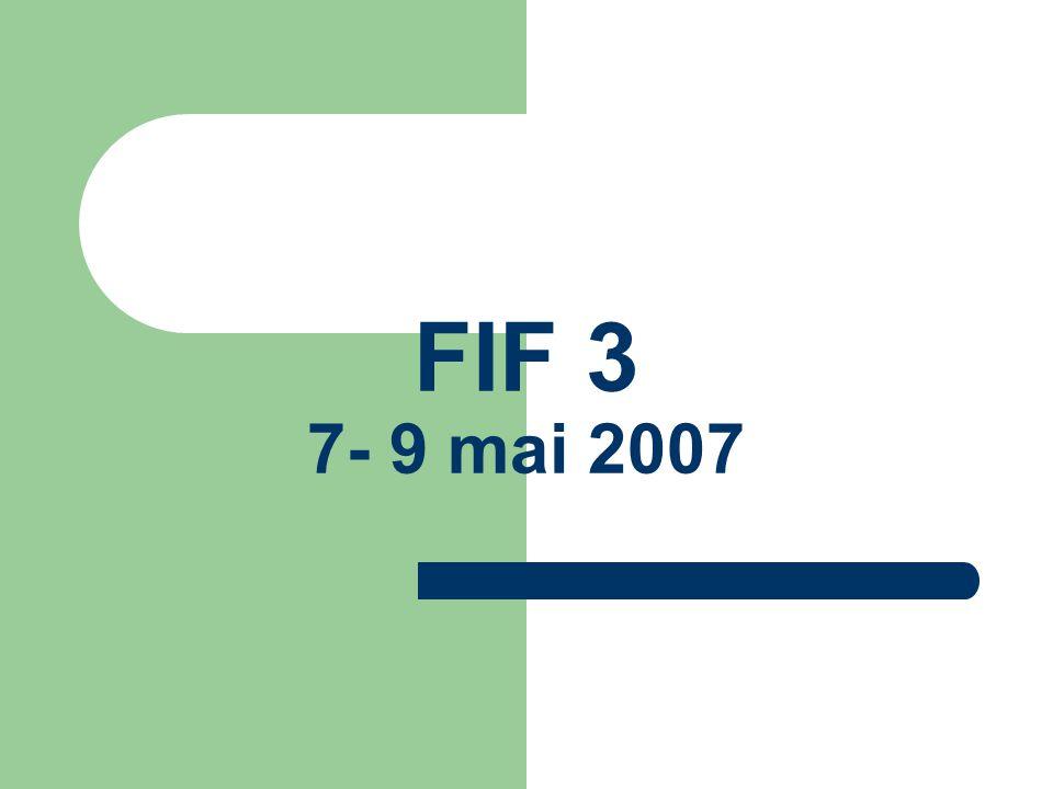 3 ème FIF AFIF (Association du Forum International de la Finance) FCAS (Forum des Compétences Algériennes en Suisse) Partenaires pour le 3 ème FIF – Chambre de Commerce Suisse-Algérie – Business & Management University Group St Georges School University of Finance