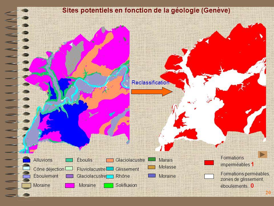 20 Alluvions Cône déjection Éboulement Éboulis Glaciolacustre Fluviolacustre Glaciolacustre Glissement Rhône Marais Moraine Molasse Moraine Solifluxio