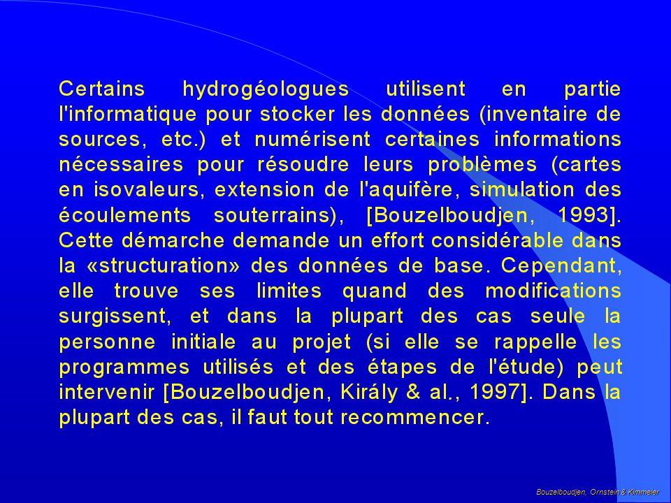 1. INTRODUCTION Bouzelboudjen, Ornstein & Kimmeier