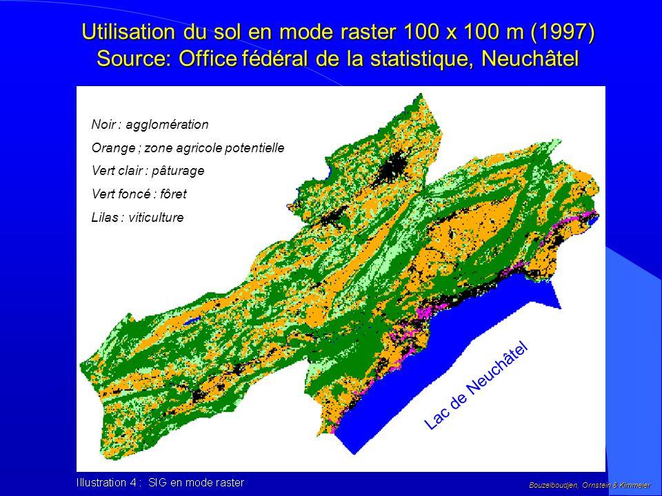 Hydrographie et fractures Nature des terrains Communes Modèle numérique de terrain 50m Points deau 5 plans dinformation «De la carte de synthèse aux c
