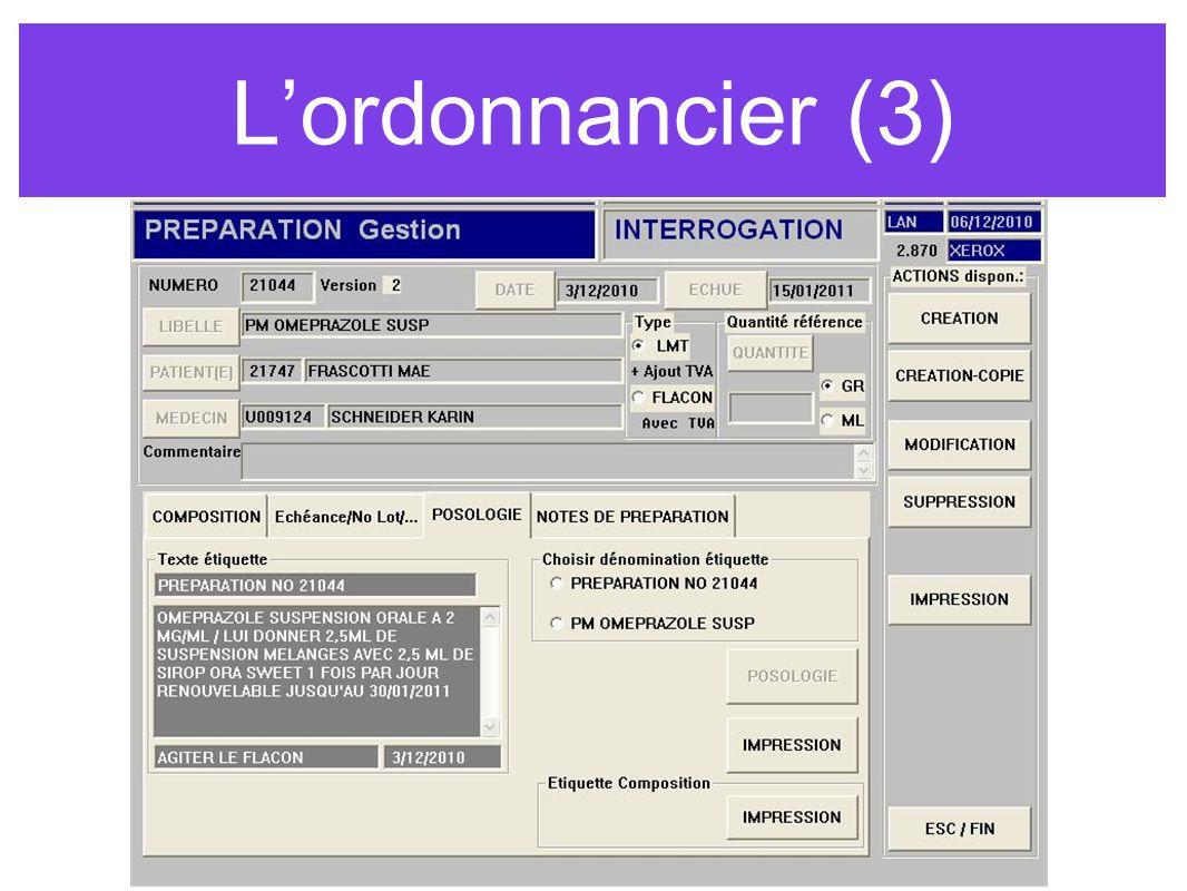 Lordonnancier (3)