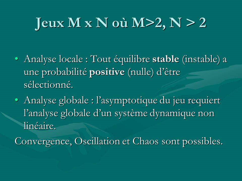 Externalités de Réseau 5 / 5 5 / 5 0 / 1 0 / 1 1 / 0 1 / 0 2 / 2 2 / 2 Ideal Qwerty I Q