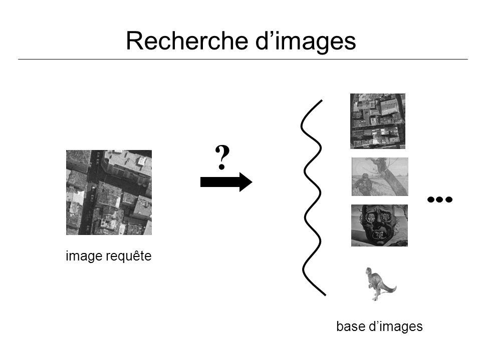 Difficultés Transformations image (rotation, échelle) Changement de luminosité Visibilité partielle / occultation Clutter (objets supplémentaires) Objets 3D