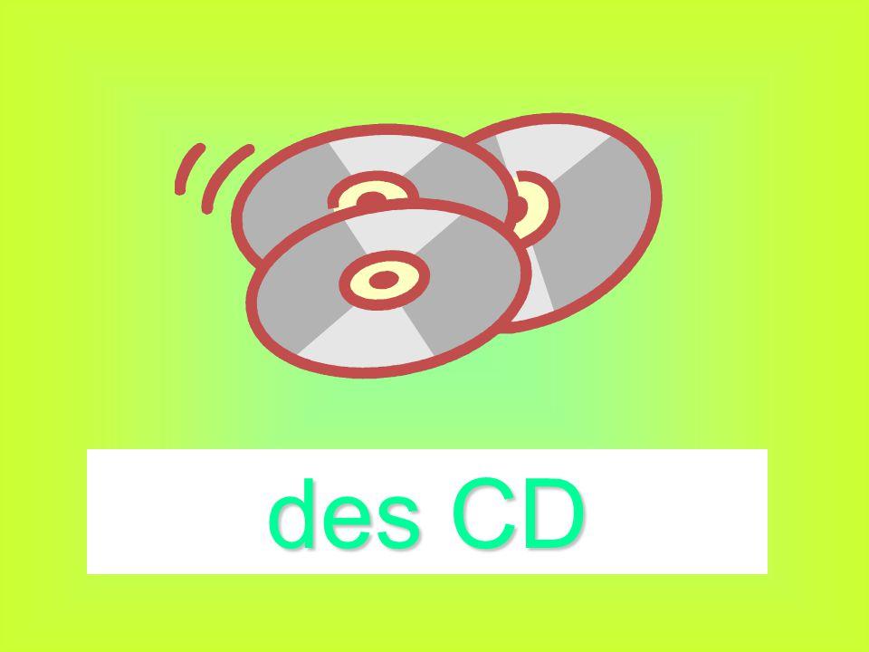 des CD