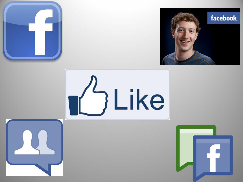 Facebook est… Une reseau social Aide dans rester en contact avec beaucoup de amis Tres facile pour noublie pas lanniversaire Special a moi