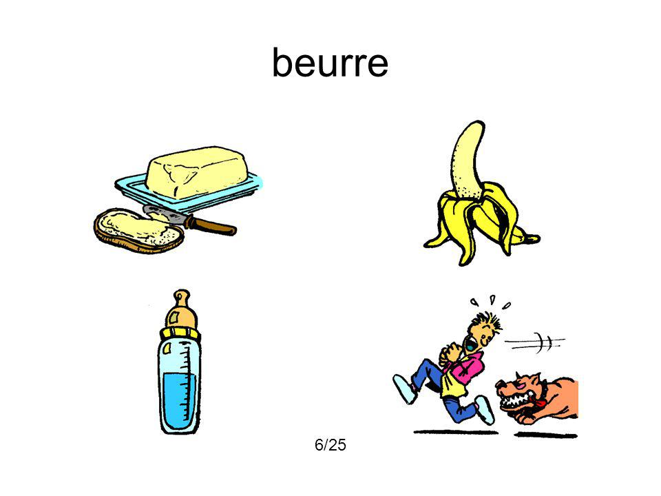 beurre 6/25