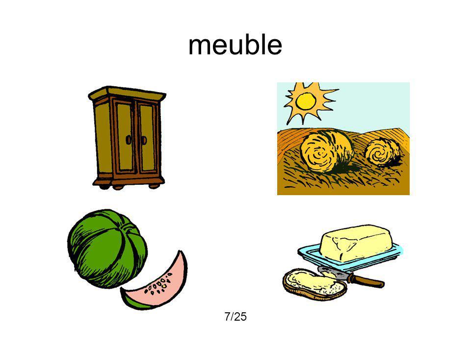 meuble 7/25