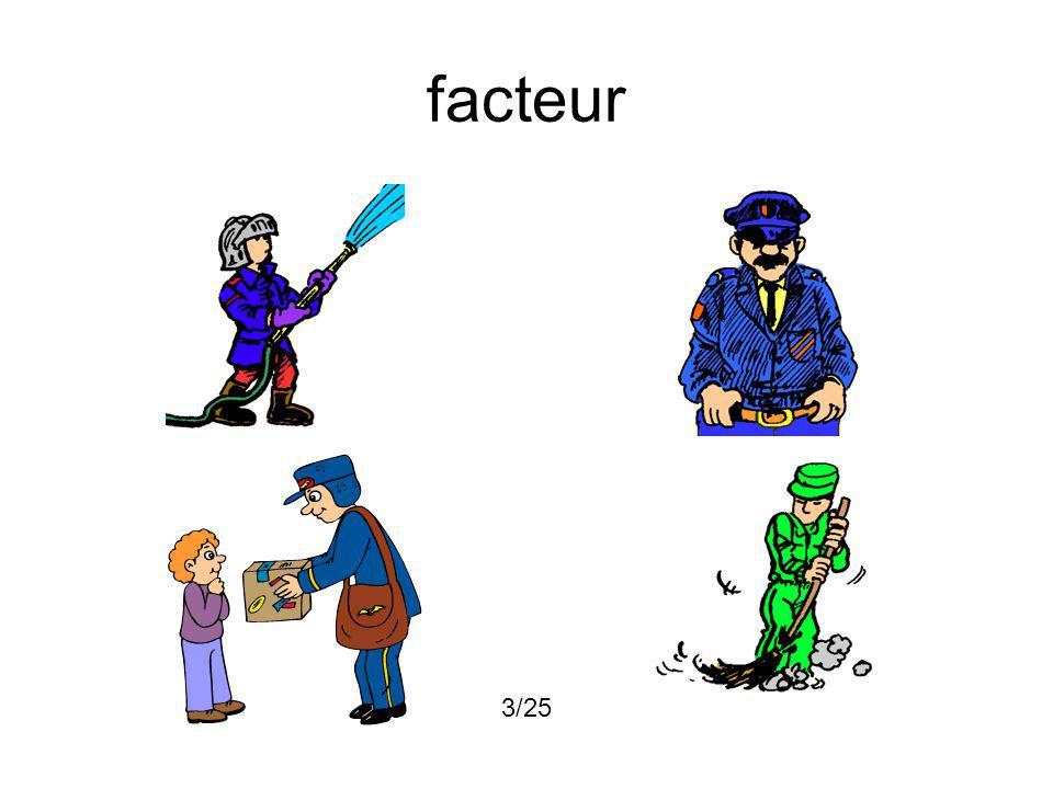 facteur 3/25