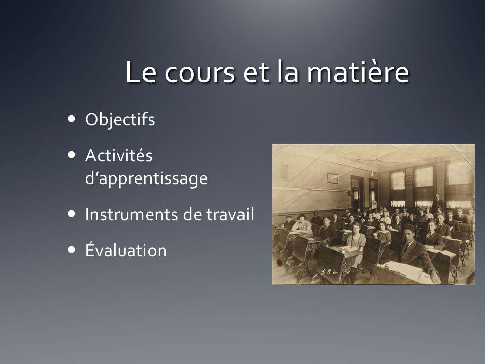 Les objectifs du cours 1 décrire les principales règles de droit qui encadrent la circulation de l information au Québec; identifier les facteurs utilisés pour interpréter les règles de droit envisagées;