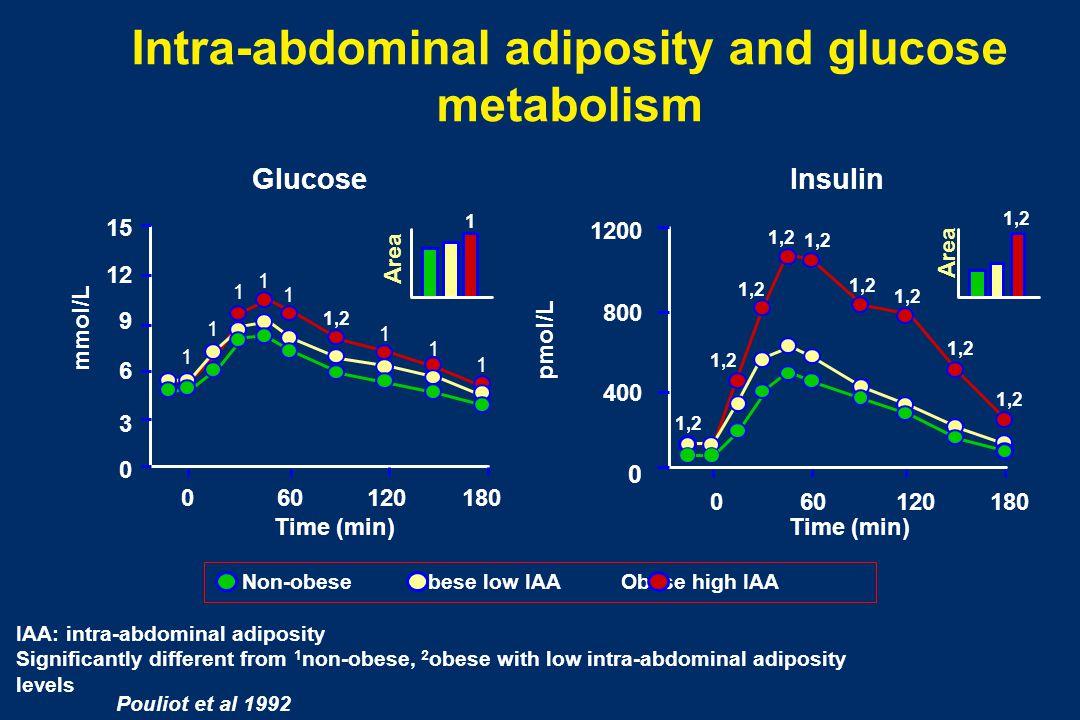 Conséquences du syndrome métabolique InsulinorésistanceDiabète de type 2 Sd métabolique Risque cardio-vasculaire