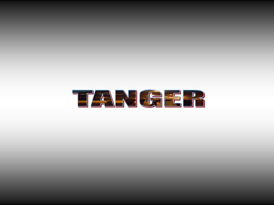 Tanger est une ville situé au nord du Maroc à la pointe Ouest du Rif et du Pays de Jebala.