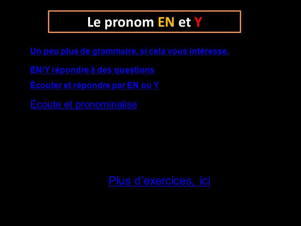 5.LA DOUBLE PRONOMINALISATION.