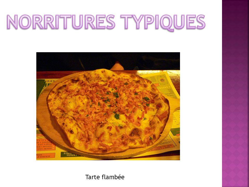 Tarte flambée