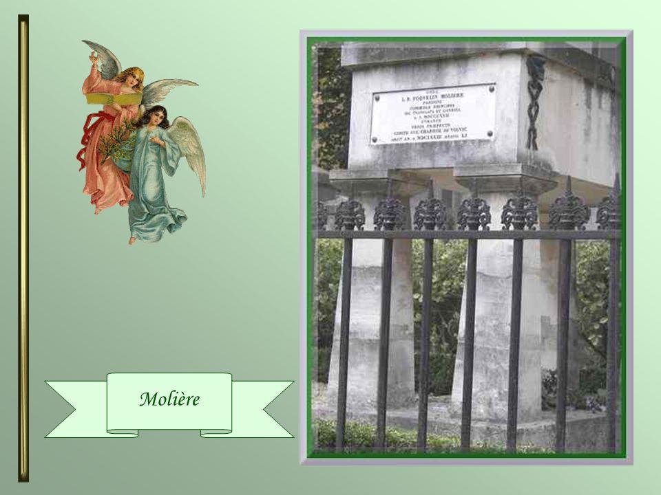 Jean Baptiste Poquelin, dit Molière (1622-1673) Il fut un dramaturge et un acteur de théâtre français. Il écrivit essentiellement des œuvres sur la vi