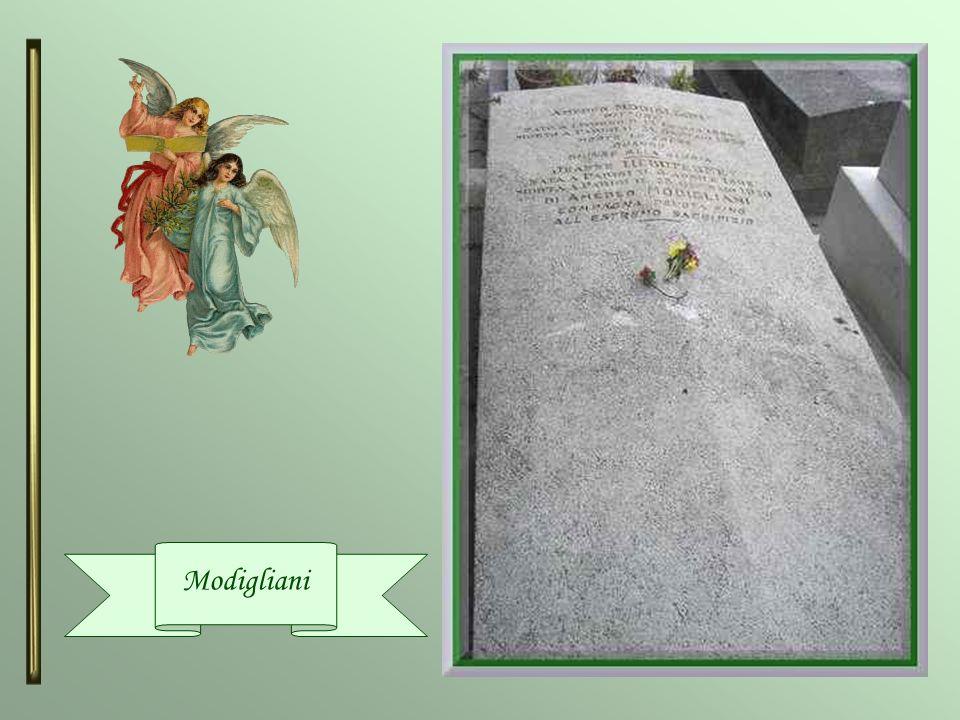 Amedeo Modigliani ( 1884-1920 ) Cétait un peintre et sculpteur italien qui réalisa son œuvre à Paris et se consacra essentiellement aux portraits. Ses