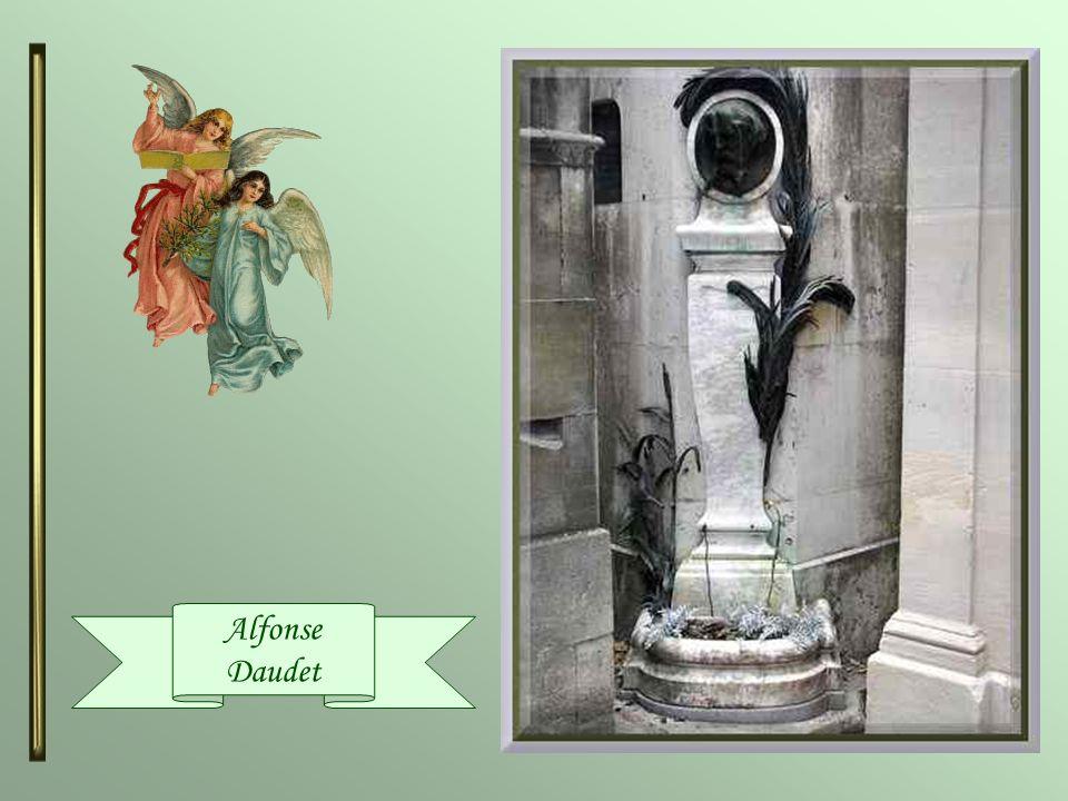 Alphonse Daudet (1840-1897) Il était un romancier et un conteur français dont les œuvres ont fait les délices de plusieurs générations et encore de no
